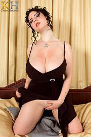 Karina Hart Huge Natural Tits