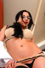 Sexy Secretary Audrey Bitoni Twistys