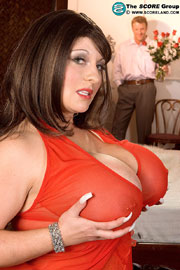 Angel Gee Busty BBW Hardcore from Scoreland