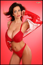 Big Titted Denise Milani Ultimate Bra PinupGlam