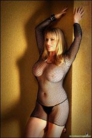 Golden Sexy Babe MaximumMaggie.com