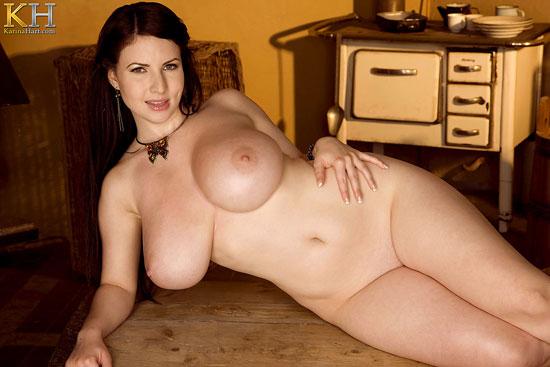 Karina Hart Unique Sexy Busty Teen