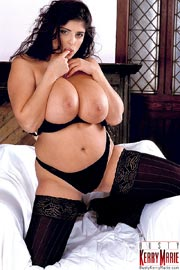 Fantastic Big Beautiful Babed Busty Kerry Marie