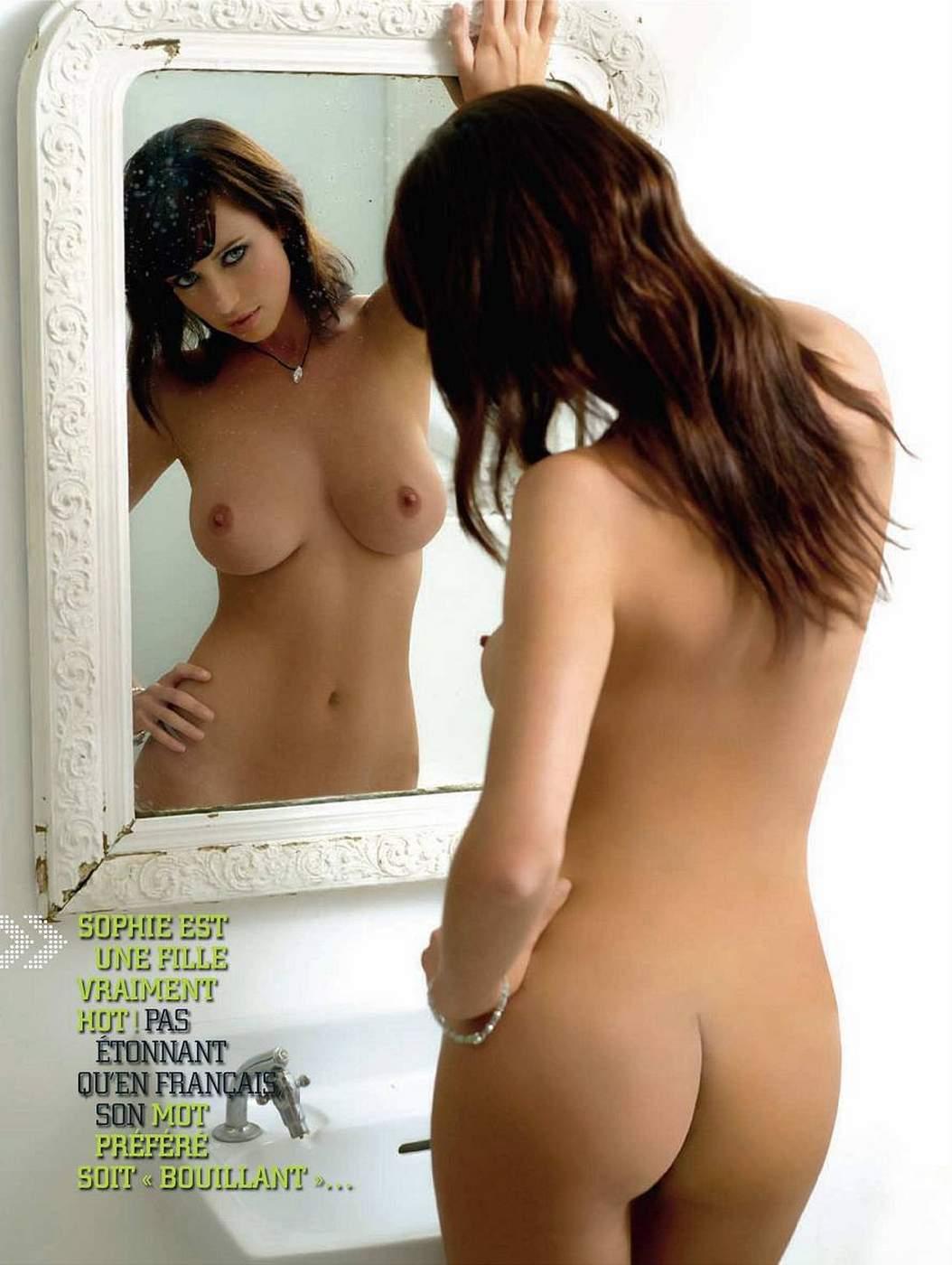 Эро фоток девушек у зеркала 23 фотография