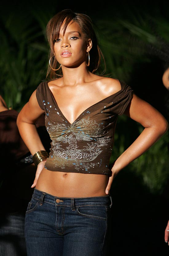 Rihanna brown testimony